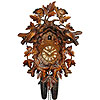 Cuckoo Clock: 8-Day Superb Carving