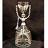 Crystal Bridal Cup Edeltraut, ornate